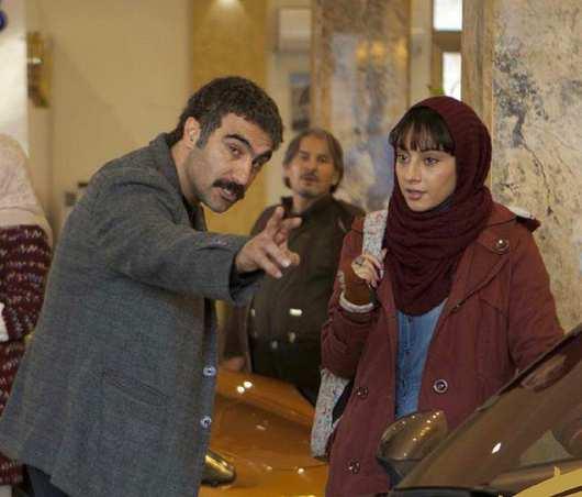 فیلم فراری با بازی محسن تنابنده