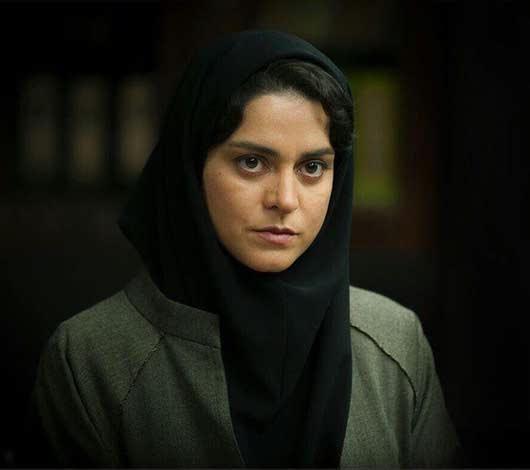 غزل شاکری در فیلم سارا و آیدا