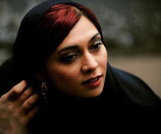 پگاه آهنگرانی در نقش آیدا ، در نمایی از فیلم سارا و آیدا