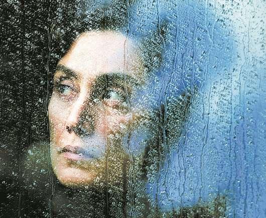 هدیه تهرانی در فیلم اسرافیل