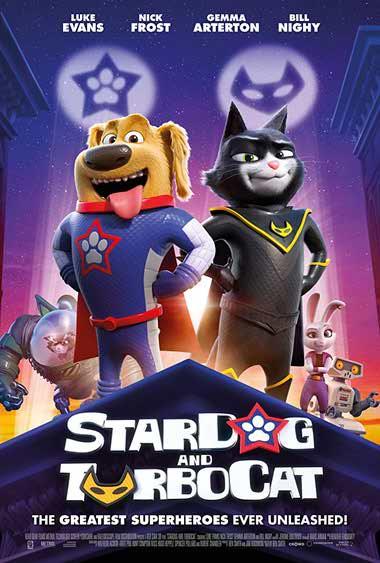 دانلود انیمیشن StarDog and TurboCat 2019