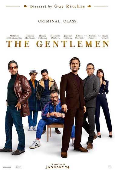 دانلود فیلم The Gentlemen 2019 دوبله فارسی