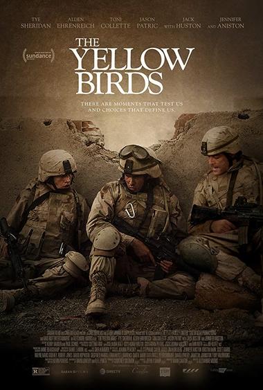 دانلود فیلم The Yellow Birds 2017 دوبله فارسی