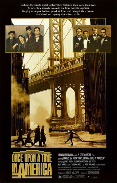 دانلود فیلم Once Upon a Time in America 1984