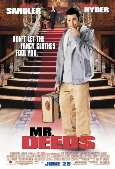 دانلود فیلم Mr Deeds 2002