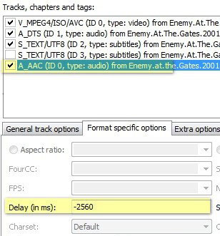 Match-Audio-With-Video-MKVTool
