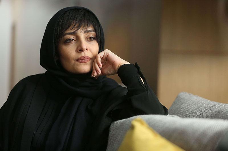 ساره بیات در سریال گیسو