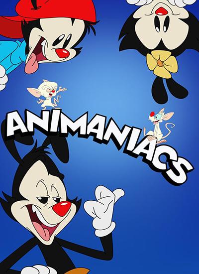دانلود انیمیشن انیمینیاکس Animaniacs 2020 با دوبله فارسی